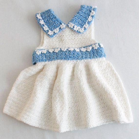 Bon Bon Dress & Jacket Set Crochet Pattern PDF | Bebé