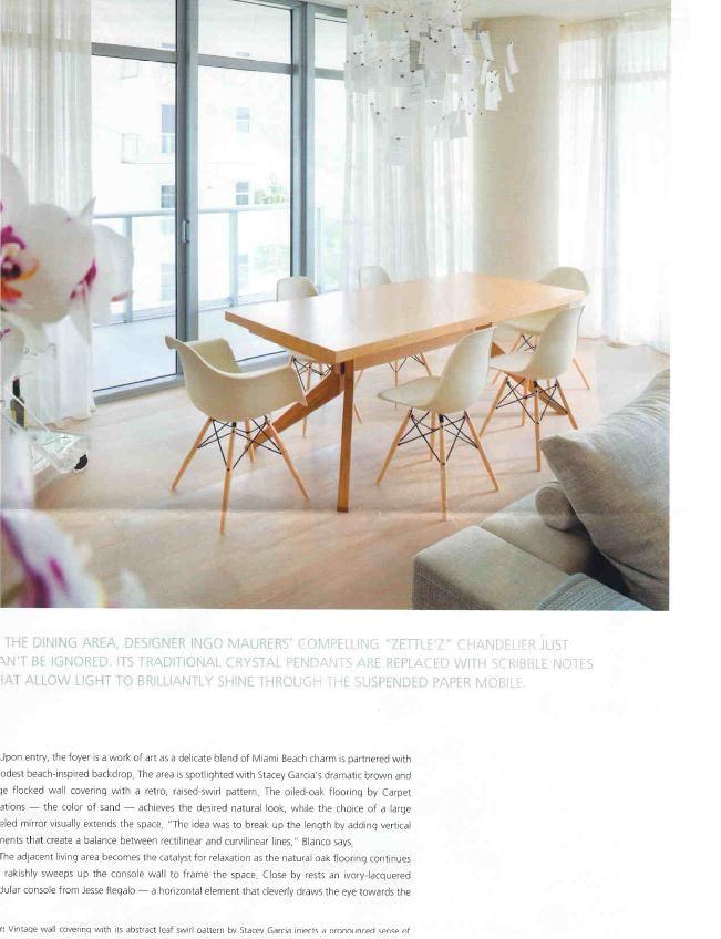 Miami Home Decor Magazine Billy Blanco Designs Draperies
