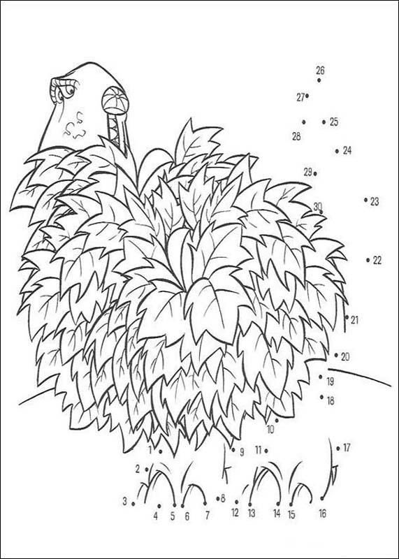 Strange Animal Game Kleurplaten Struisvogels Dieren