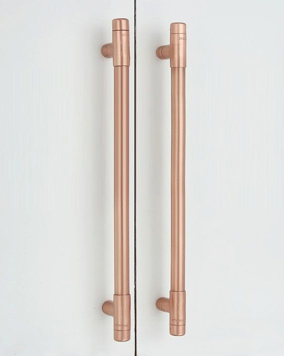 Copper T Pull Handle (Large Sizes). Drawer Pull. Cabinet Hardware. Kitchen  Cupboard. Pulls. Cabinet Pull. Drawer Handles. Knobs And Pulls