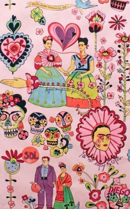 17 Fondos de pantalla con Frida Kahlo como protago
