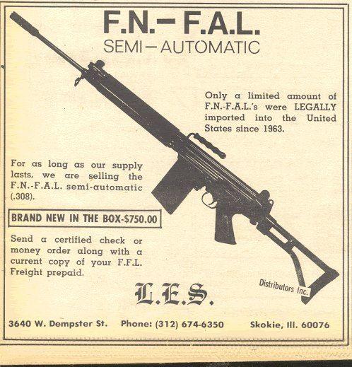 FN FAL | Gun Addiction | Guns, Battle rifle, Fal rifle