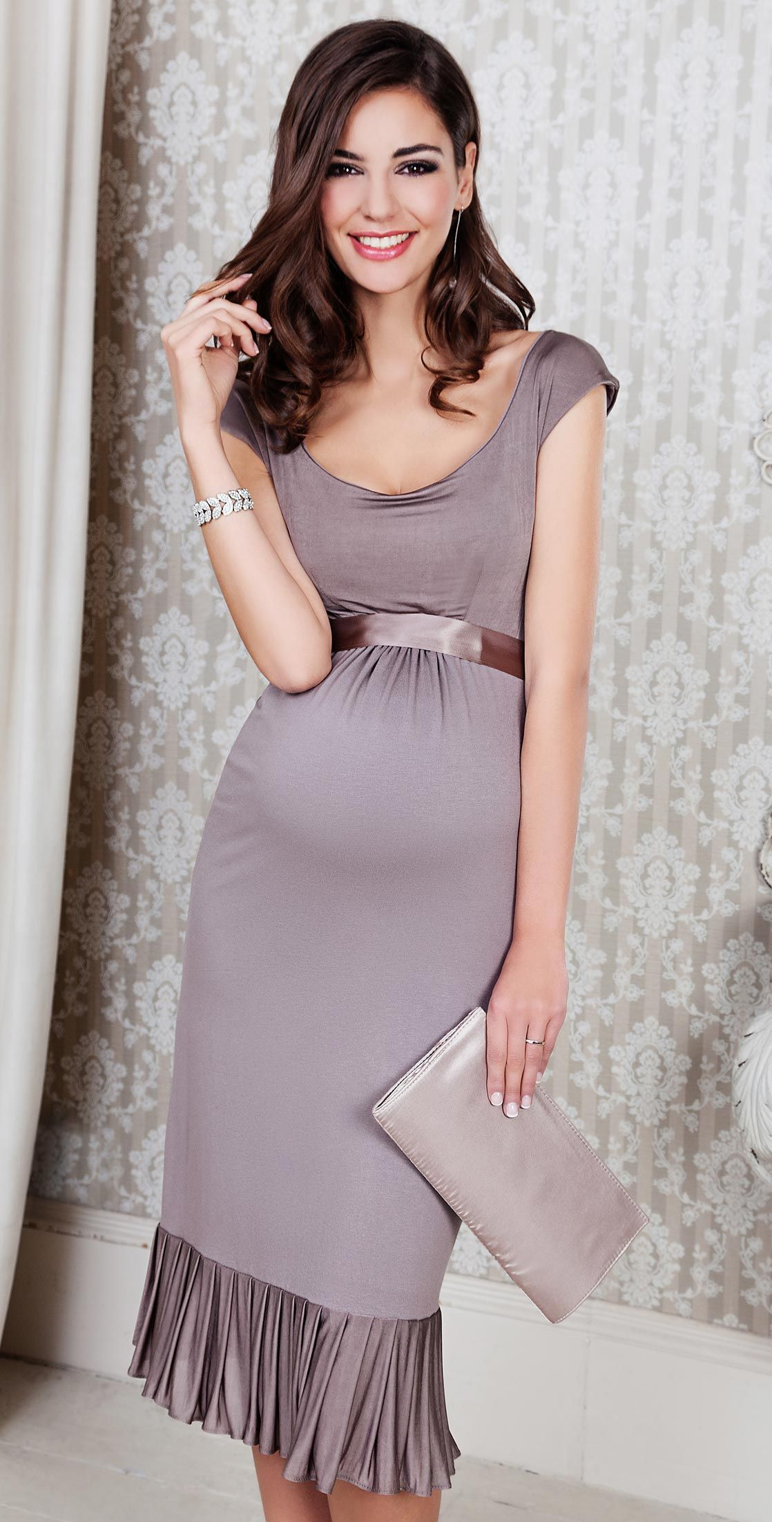 Stylish maternity dresses