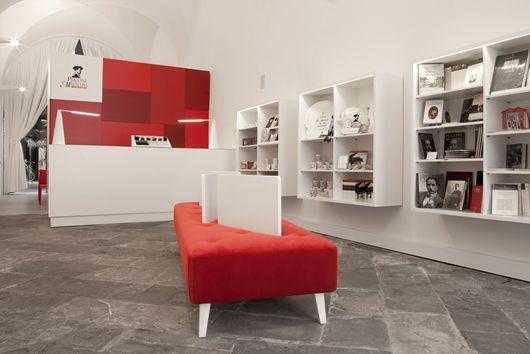 entrada del museo giacomo puccini en lucca proyecto de interiorismo de - Interioristas Famosos