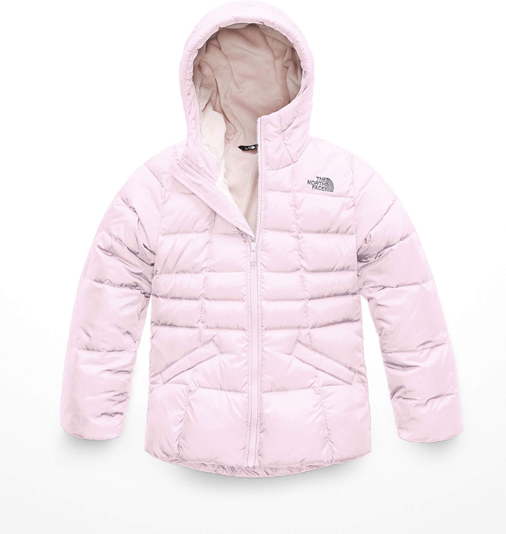 Amazon Com The North Face Girl S Moondoggy 2 0 Down Hoodie Sports Outdoors North Face Girls North Face Resolve Jacket North Face Jacket [ 1054 x 1000 Pixel ]