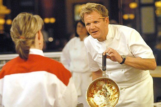will you watch hell's kitchen 5? | watches, food and hells kitchen