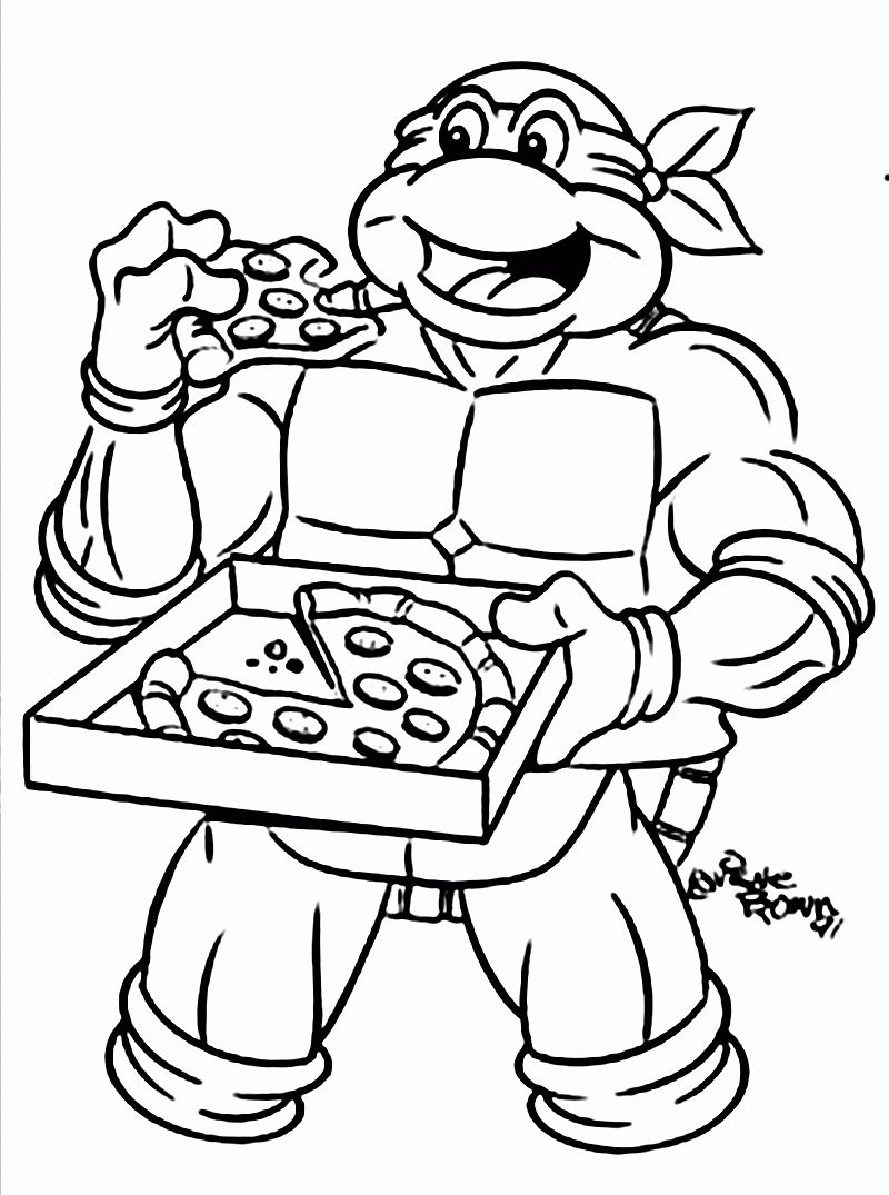 32 Ninja Turtle Coloring Page In 2020 Turtle Coloring Pages Ninja Turtle Coloring Pages Coloring Pages