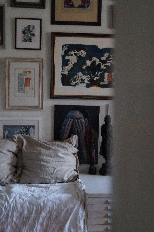 my new home/kastman | Pareti soggiorno, Decorazioni, Dipinti