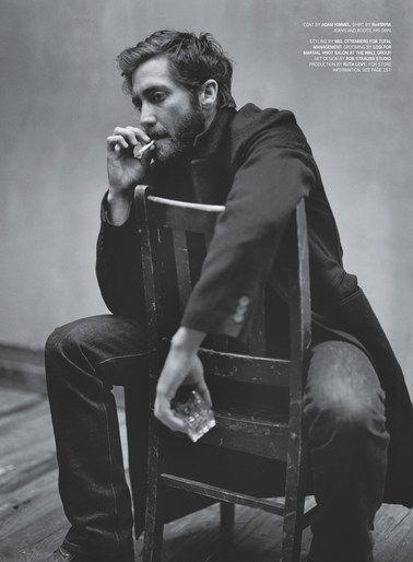 Mark Seliger shoots Jake Gyllenhaal for Details Magazine Sept. 2012  For the latest news, follow Mark onFacebook.