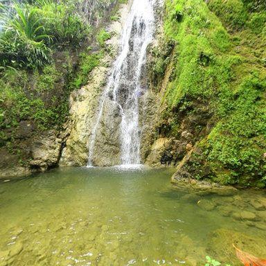 Cetti Falls, Guam USA