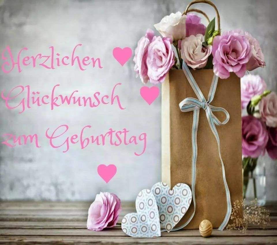 Gluckwunsch Geburtstag Wunsche Geburtstag Blumen Geburtstag