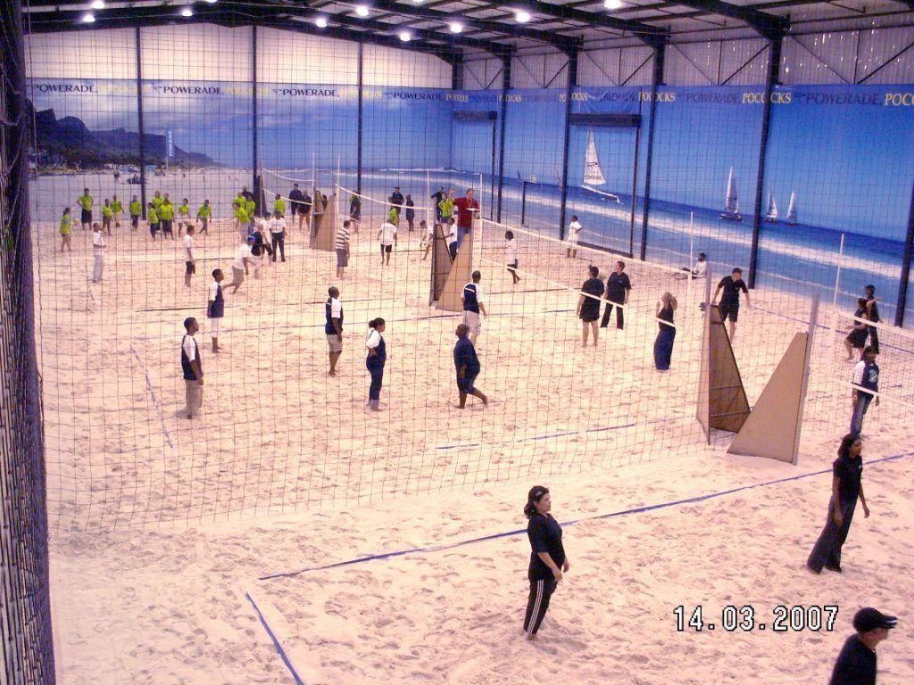 Indoor Beach Indoor Beach Sports Complex Soccer Field