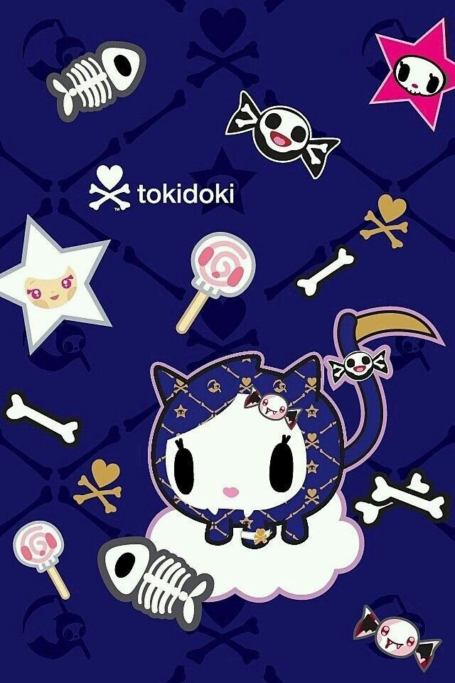 Tokidoki Wallpaper Cute Wallpapers Cute Easy Drawings