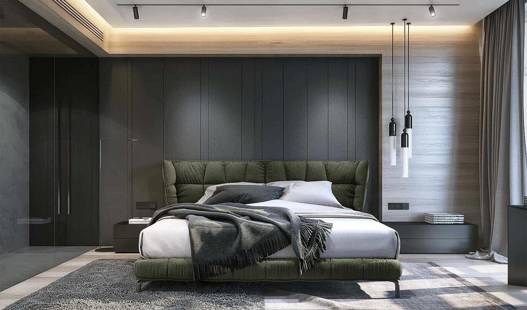 New Trend And Modern Bedroom Design Ideas For 2020 Part 3 Decoracao Quarto Apartamento Pequeno Decoracao Quarto Casal Simples Decoracao Quarto Casal Pequeno