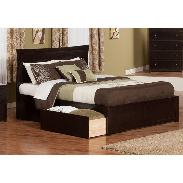 Atlantic Furniture Metro King Storage Platform Bed Reviews