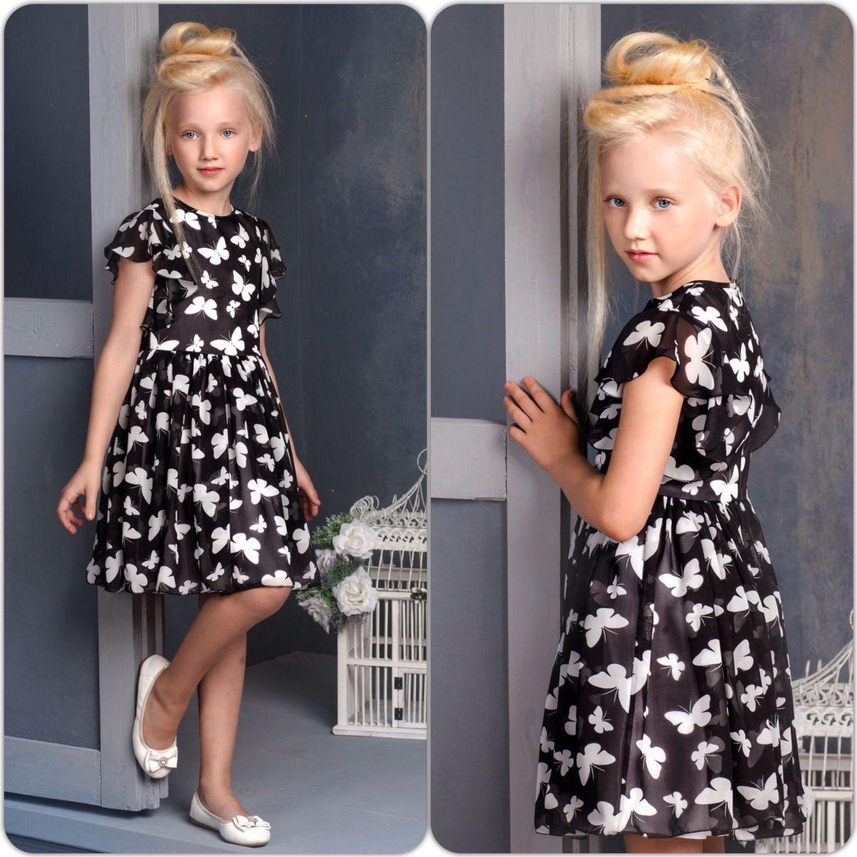 d1e77c2c5fe Платье для девочки