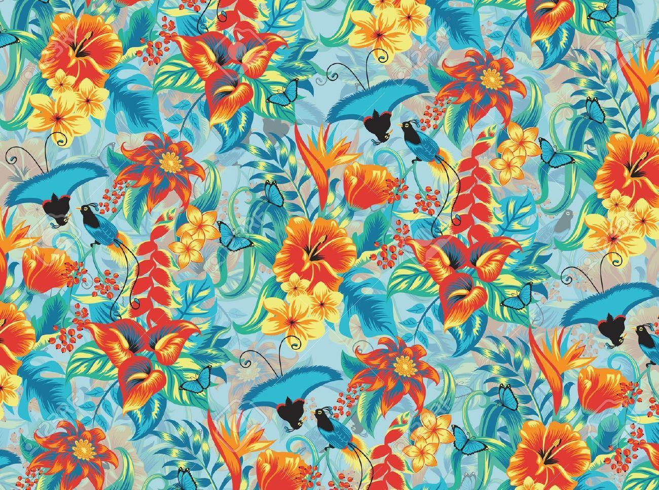 Hawaiian Textile Pattern  Google Search Hip Patterns