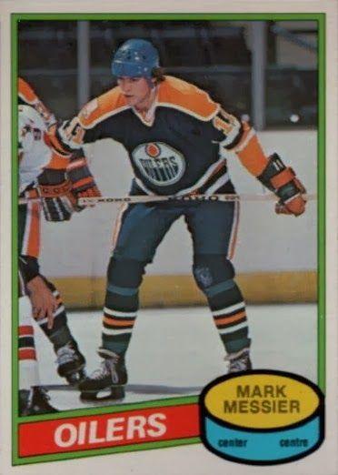 Mark Messier O Pee Chee Rookie Card Edmonton Oilers