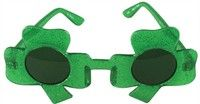 Special Offers Available Click Image Above: Shamrock Glitter Sun Glasses