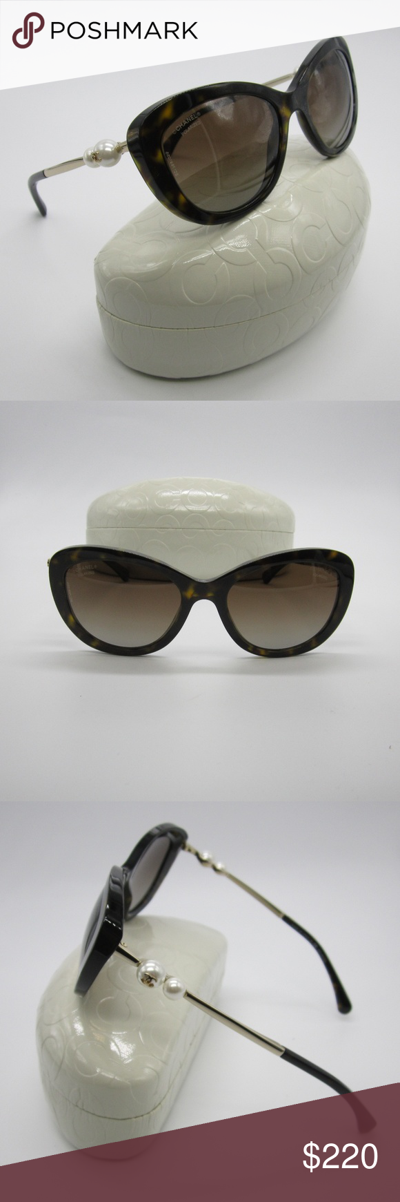 3c9921d9ce477 Chanel 5340-H Polarized Sunglasses Italy  ELL410 Chanel 5340-H c.