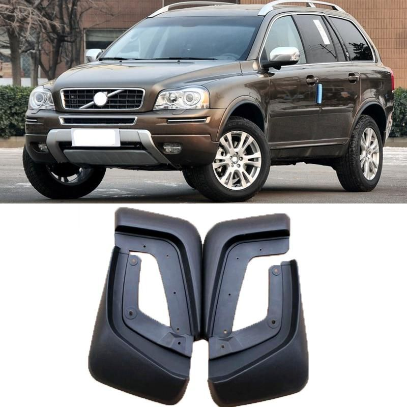 Front Rear Car Mud Flaps For VOLVO XC90 2007-2014 Mudflaps
