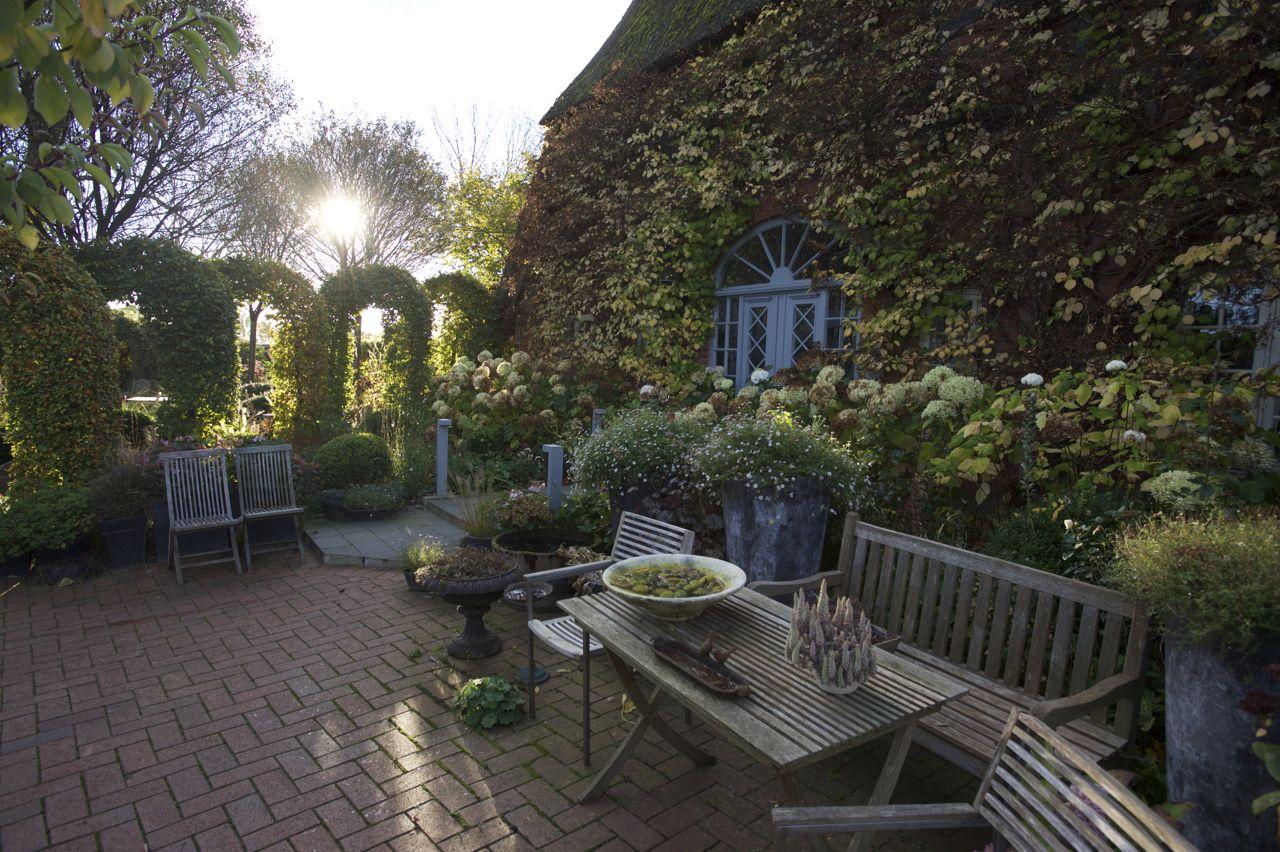 grafgarten, herbst | graf garten | things for the house | pinterest | garten, Design ideen