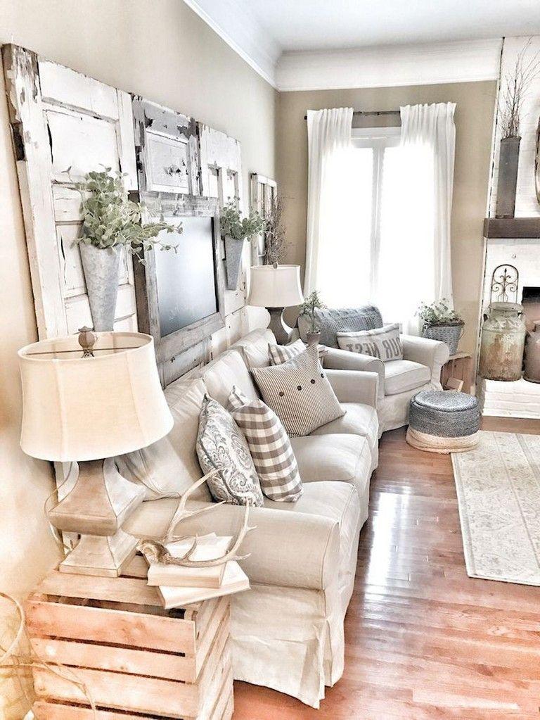 55 Fantastische französische Wohnzimmer-Deko-Ideen - Seite 3 von 60 | Rustikale wohnzimmer ideen ...