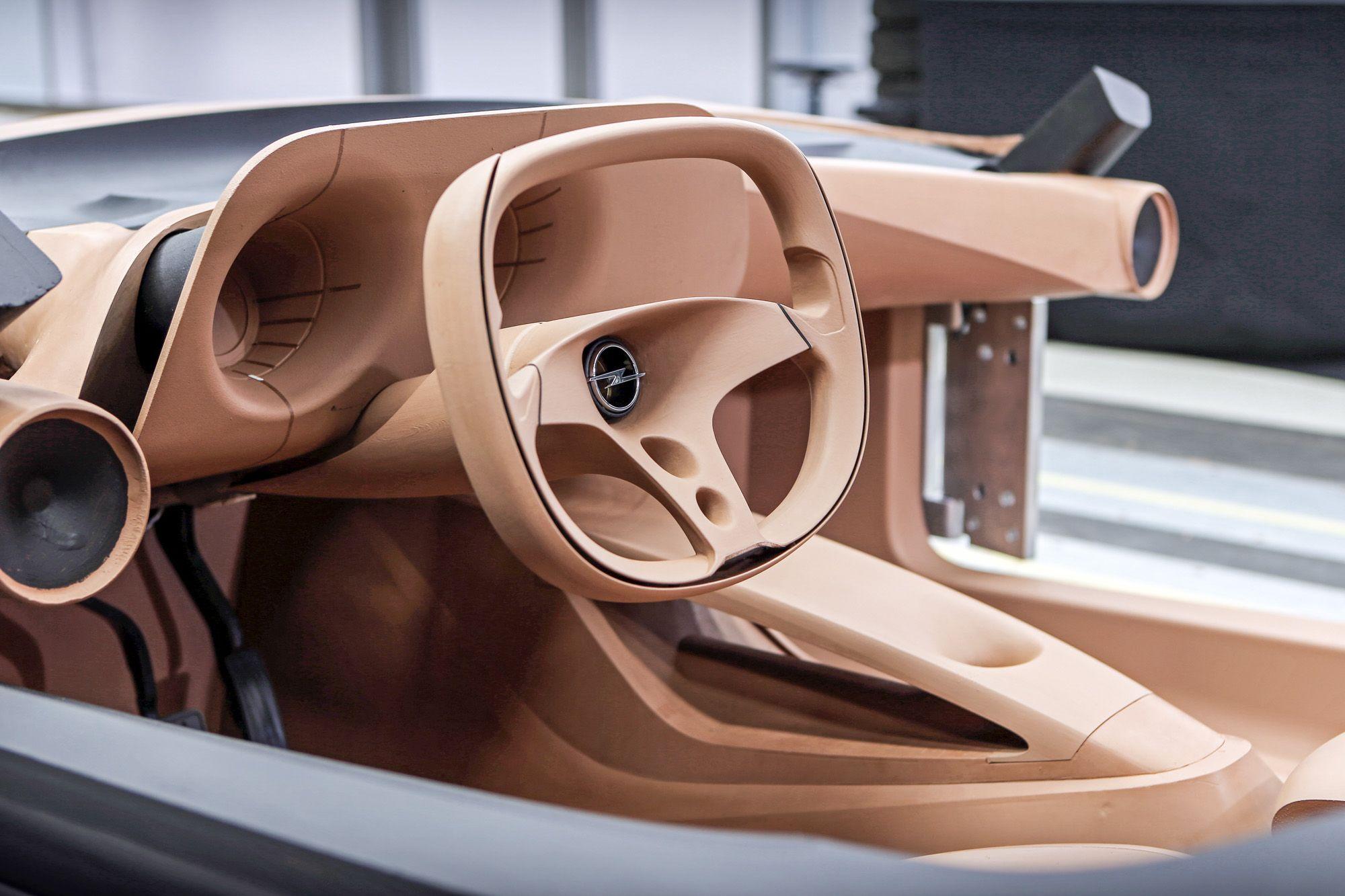 Design Development Opel Gt Concept Car Design News Automotive