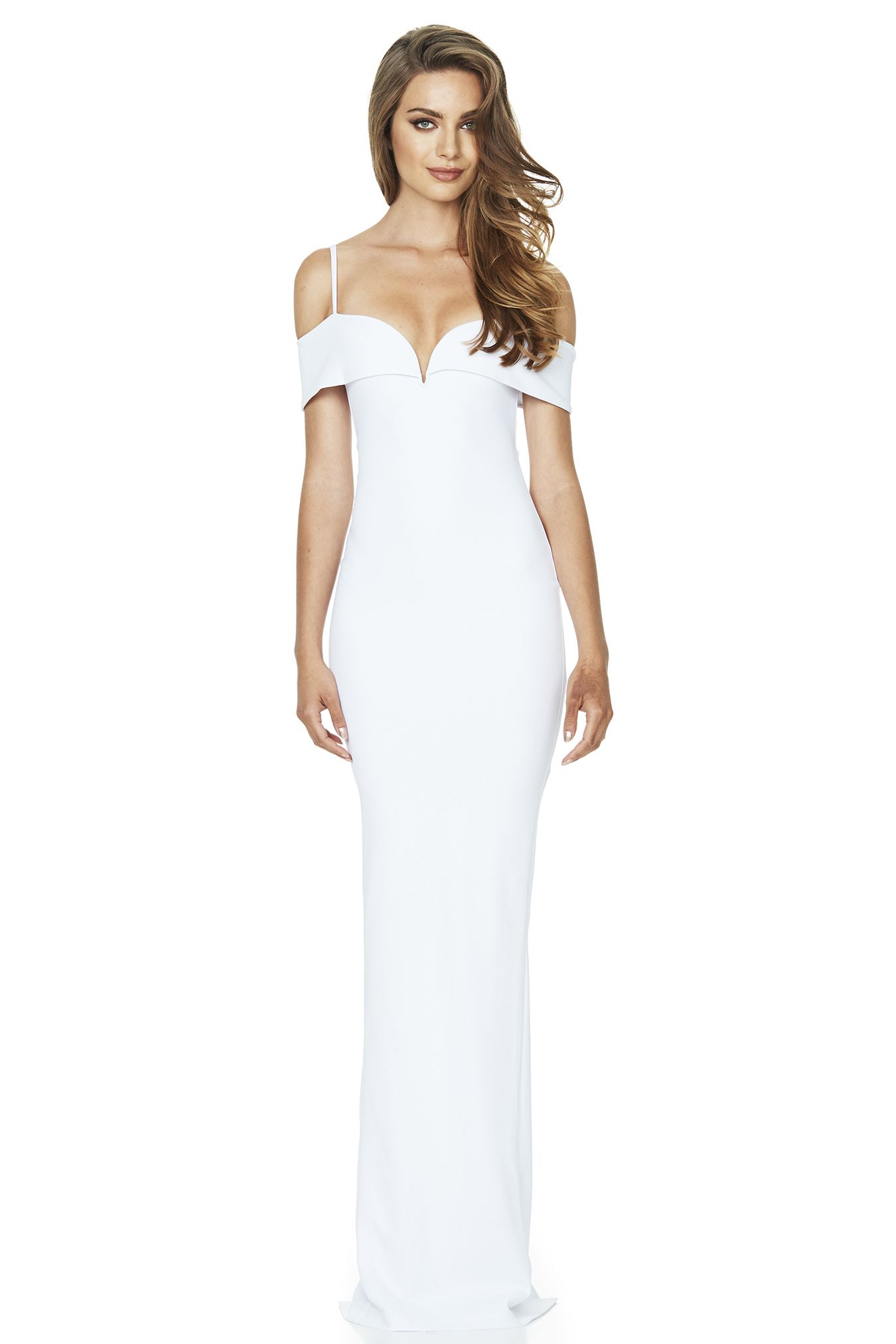 Pretty Woman Gown White (PREORDER)   Pretty woman, Gowns and Woman
