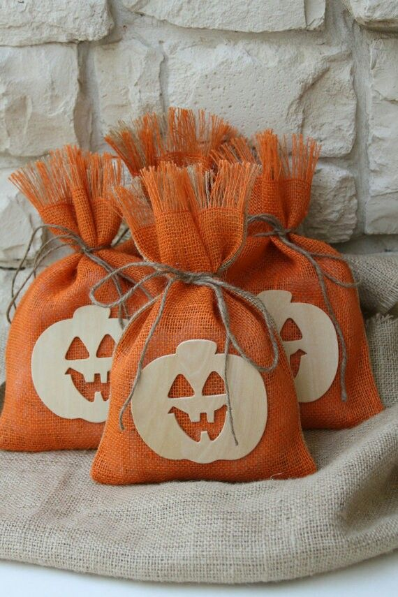 Bolsitas halloween Pinterest Halloween ideas, Halloween - halloween treat bag ideas