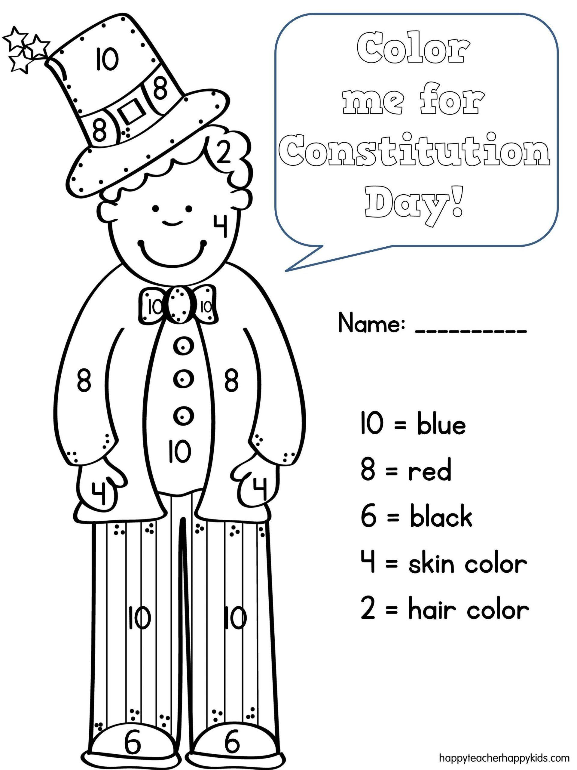 Presidents Day Worksheets Kindergarten In