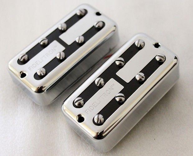 FOR SALE: Genuine Fender Fidelitron Pickups (Pair ... on