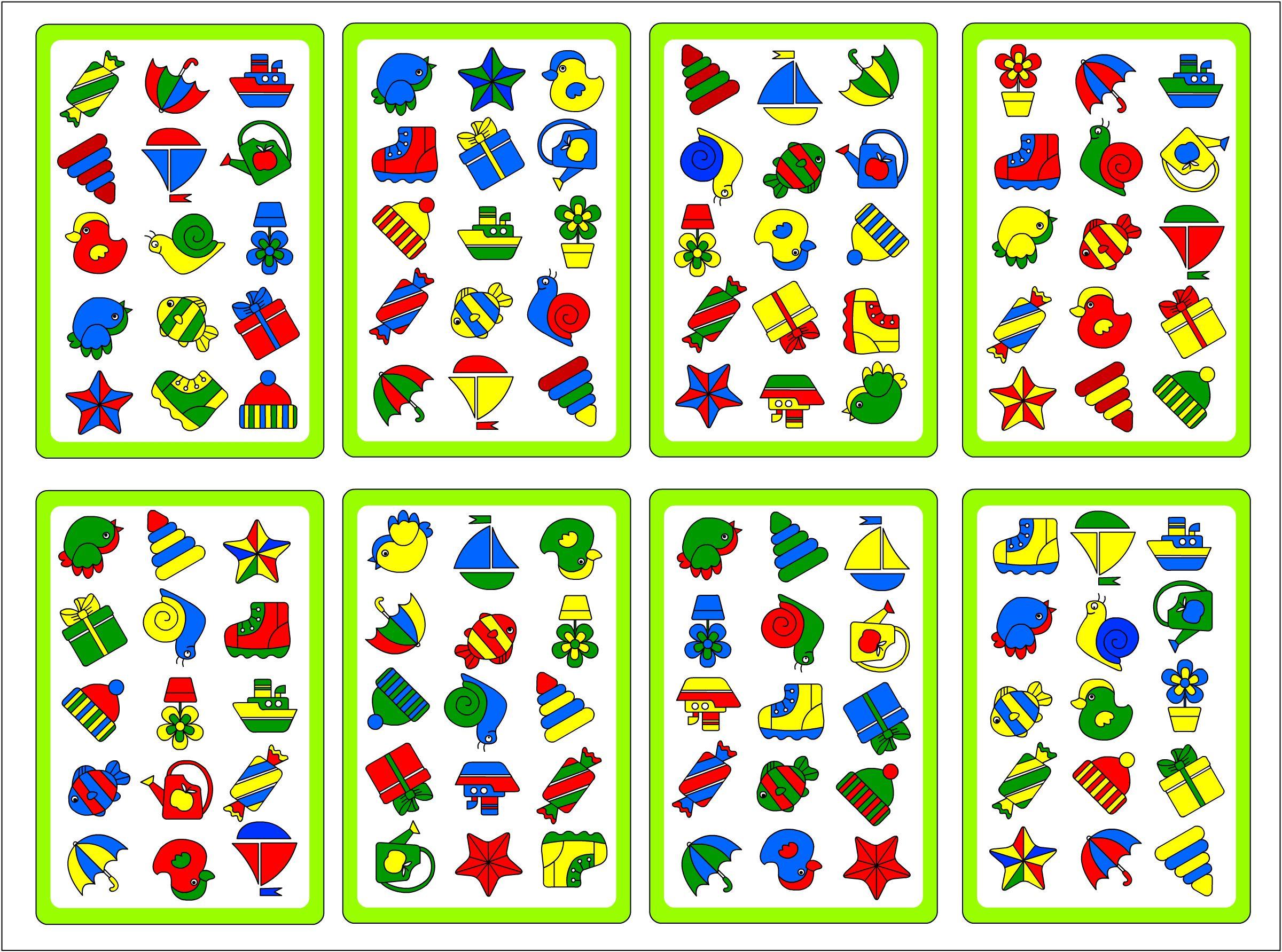Детские игры по картинкам