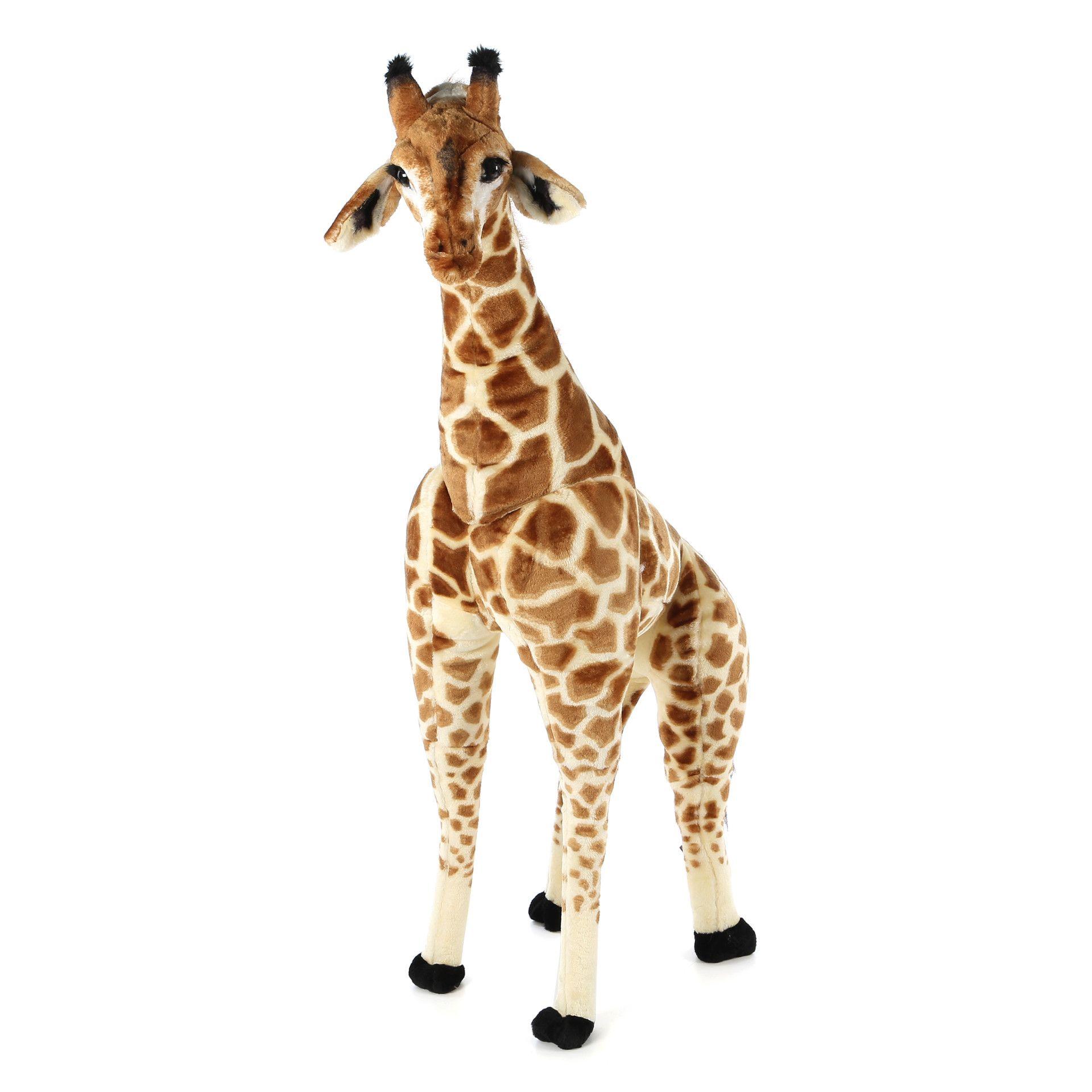 Melissa And Doug Large Giraffe Stuffed Animal Plush Toy Overall Height Top To Bottom Giraffe Stuffed Animal Large Giraffe Stuffed Animal Animal Plush Toys [ 1920 x 1920 Pixel ]