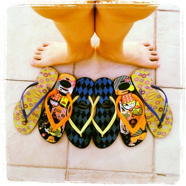 .@Se pá | Todo mundo usa #havaianas#coloridas | Webstagram - the best Instagram viewer