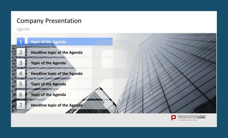powerpoint agenda beispiele und vorlagen fr professionelle prsentationen httpwwwpresentationload - Powerpoint Prasentation Beispiele