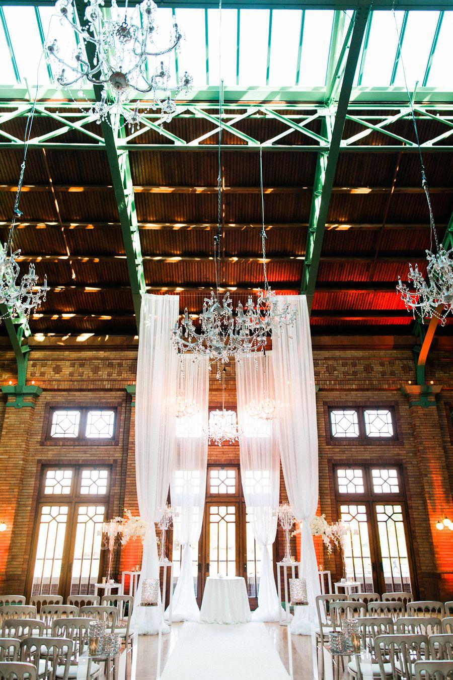 Fall Cafe Brauer Wedding Lindsay + Tyler Chicago