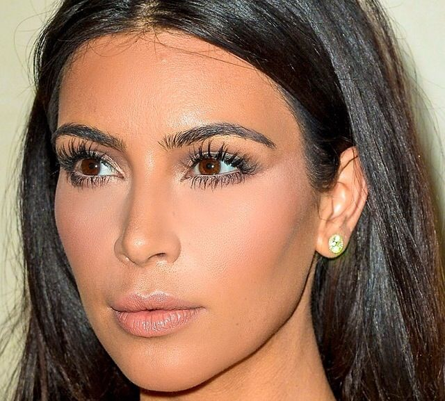 Kim K Mink Lashes Get Kims Natural Lash Look With The Meaganellise