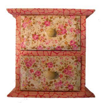 pimp up your furniture with decopatch the decopatch place diy pinterest decoupage. Black Bedroom Furniture Sets. Home Design Ideas