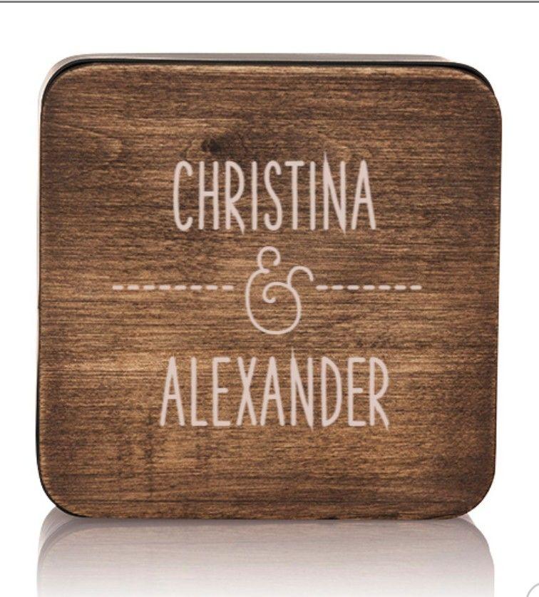 Thirty One Wedding Gift Ideas: Treasure Tin Makes The Perfect Wedding Gift! Thirty-One