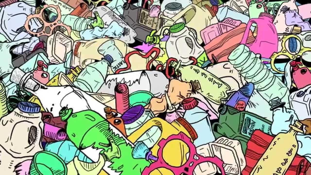 Deberíamos regresar a los viejos tiempos y usar más empaques de cartón y vidrio (reciclados)