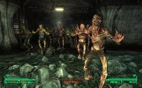 Feral Ghouls Fallout Wallpaper Fallout Pc