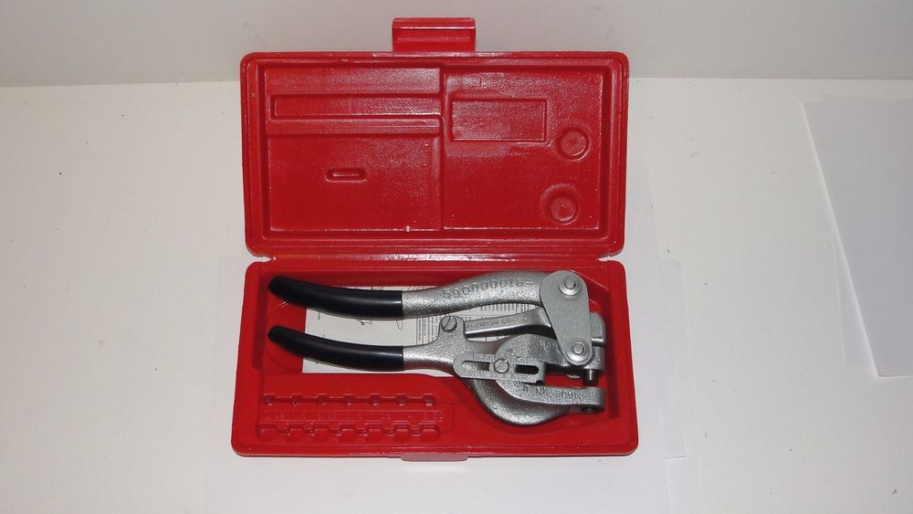 Up for Sale is a new, never used Roper Whitney Hand Held