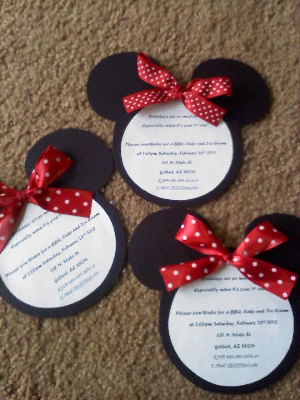 Minnie mouse party invitations mimi mouse pinterest minnie ideas minnie mouse party invitations solutioingenieria Choice Image