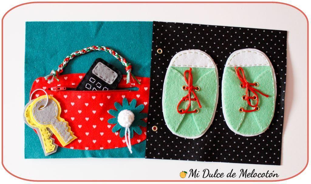 Libro de actividades, página 3 http://midulcedemelocoton.blogspot.com.es/2013/04/diy-libro-de-actividades.html