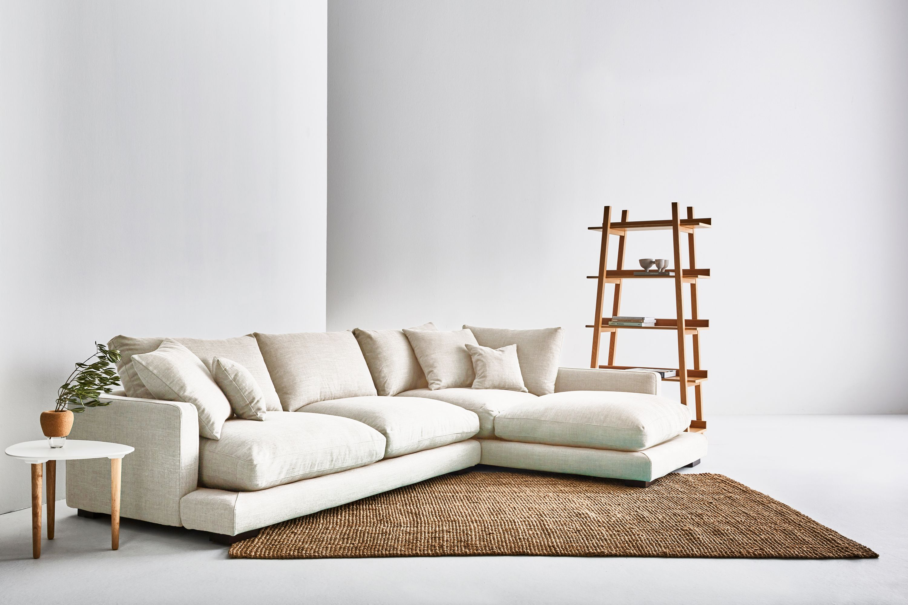 Long Beach Corner Sofa 2999 Cream Couch Living Room White Corner Sofas Sofa Decor