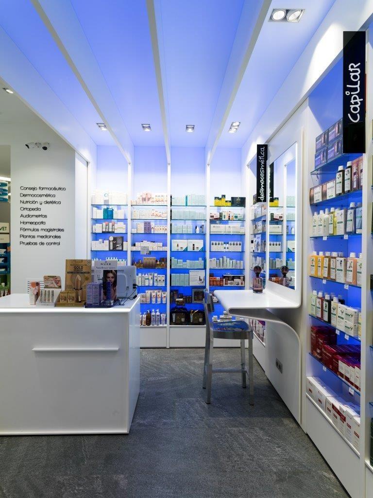 Farmacia Gran Vía también confía en KRION® Más que una