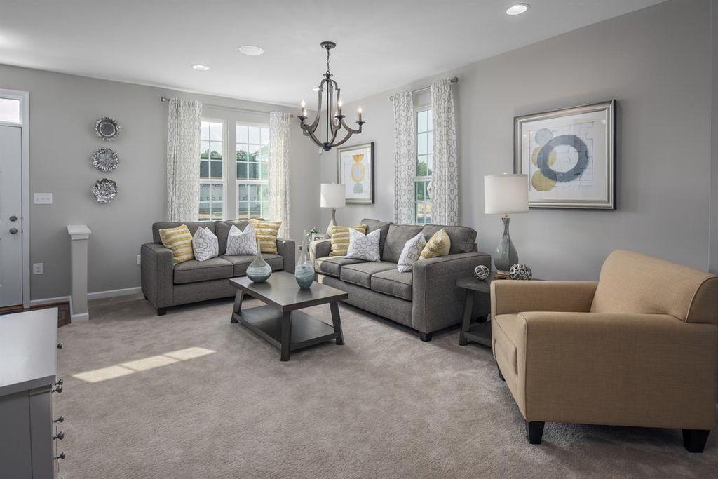 Mozart Plan Potomac Shores Towns Woodbridge Va 22026 Zillow Home