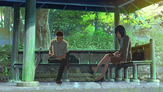 Full Sv Anime Garden Of Words Anime Scenery Aesthetic Anime