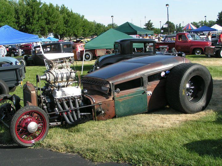 Killer Rat Rod